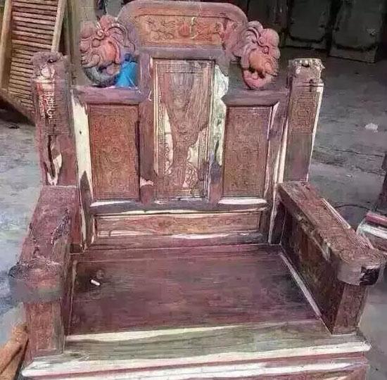 """谨慎消费""""便宜""""的红木家具"""