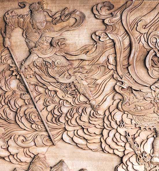 """厉洪春:被刻刀""""俘虏""""了一生的木雕大师"""