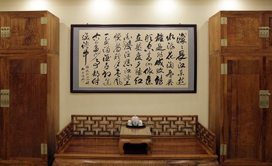 夏振南:新中式家具设计不是钻牛角尖